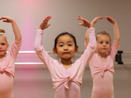 Peuter ballet