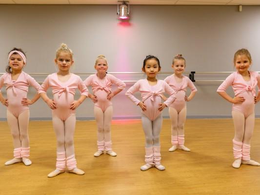 Kleuter ballet