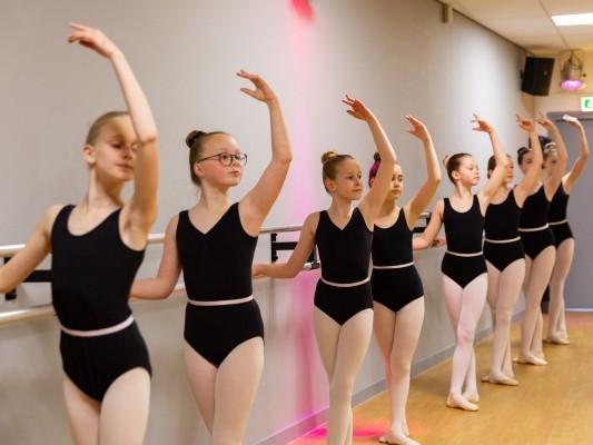 Klassiek ballet Jeugd