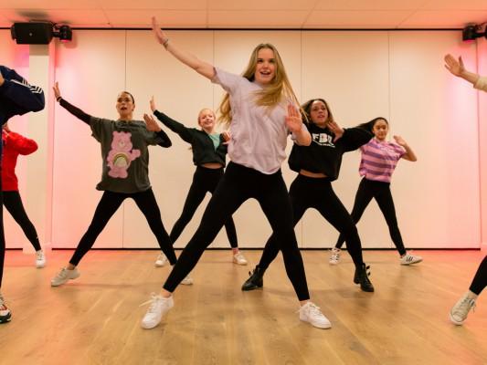 Danseducatie